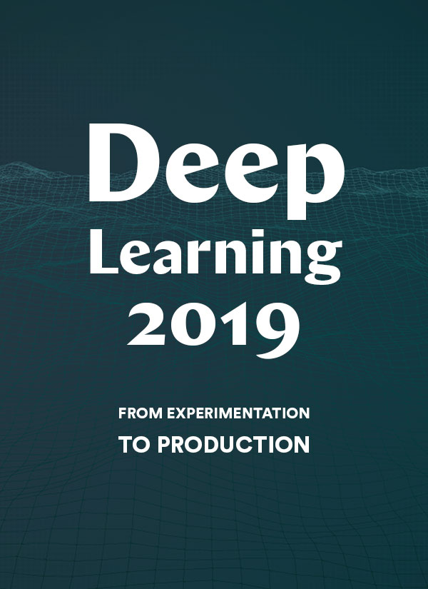 Deep Learning in 2019 eBook cover