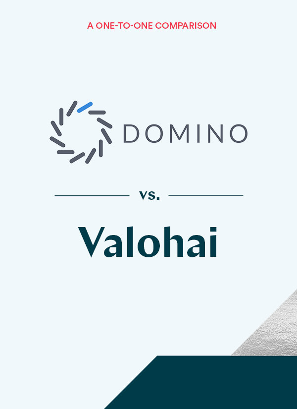Databricks and Valohai comparison eBook cover