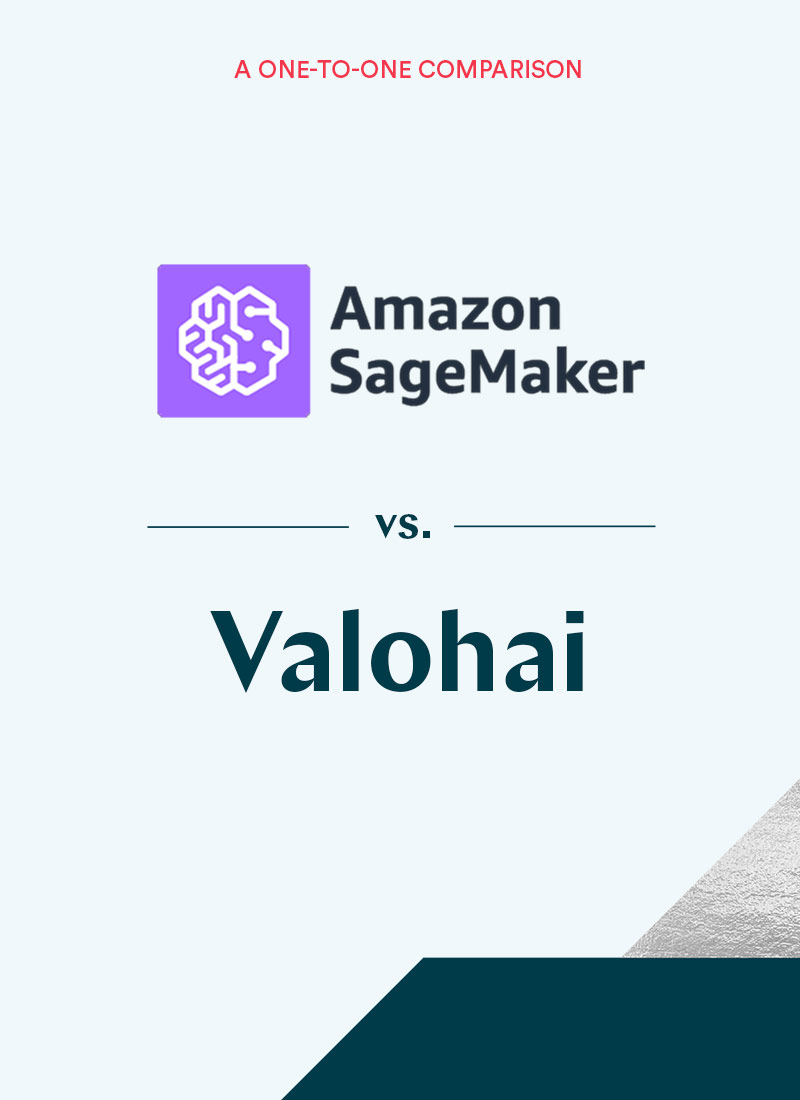 SageMaker and Valohai comparison eBook cover